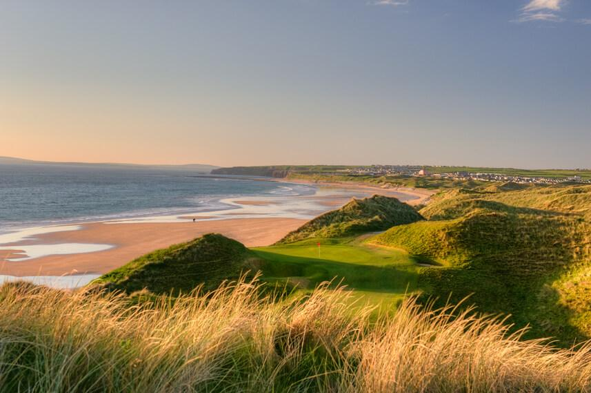 Ballybunion Cashen 16th Hole