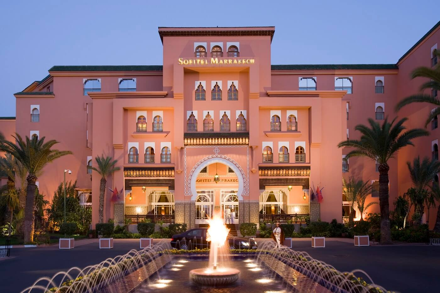 Sunshine, Souks and Sublime Golf in Marrakech