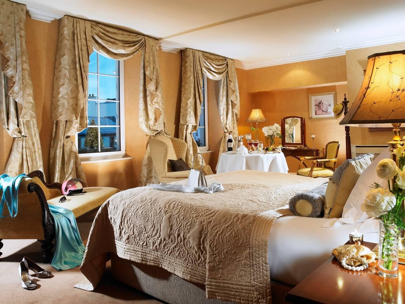 relax in luxury at Killarney Royal