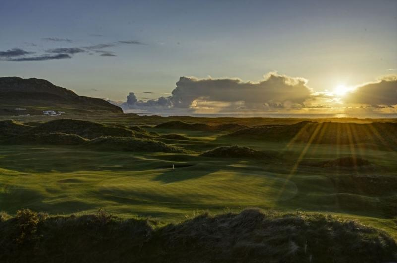 One of Irelands Best Links Courses