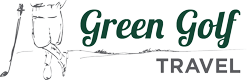 Green Golf Travel Logo